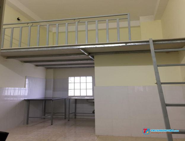 Phòng mới đẹp nằm trong  nhà lầu kiên cố dạng chung cu mini xinh xắn an ninh