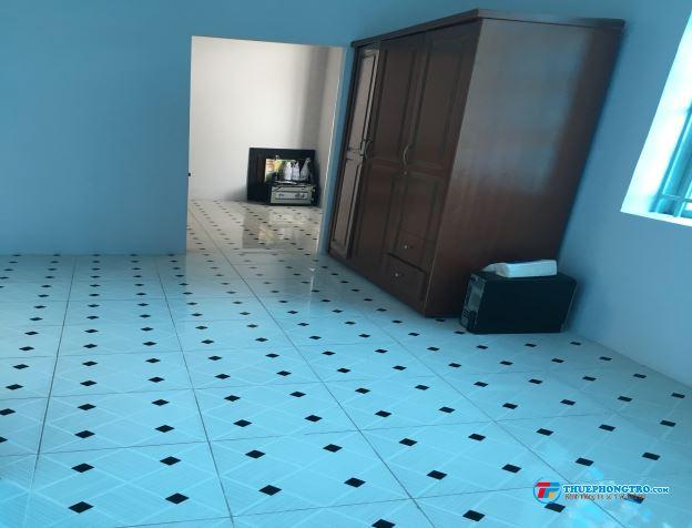 PHÒNG TRỌ RẤT ĐẸP, CÓ GÁC RỘNG  TỦ BẾP, CHẬU RỬA, WC RIÊNG, gần LOTTE quận 7