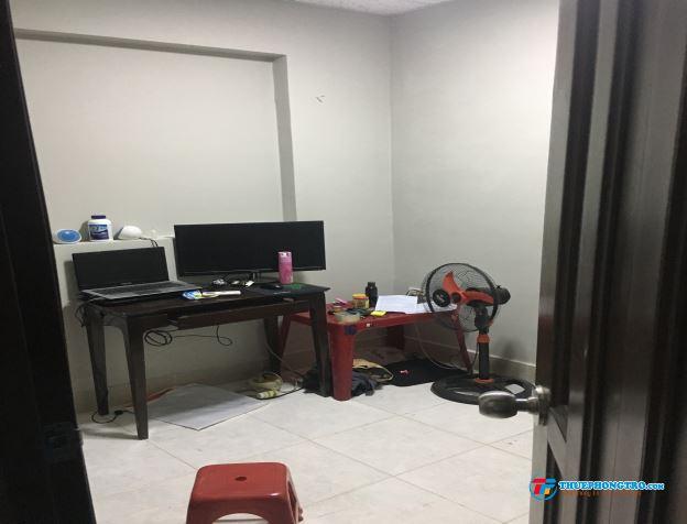 Phòng hẻm 451/17 Tô Hiến Thành ở được 2 đến 3 người có máy lạnh,, giờ tự do 3,9tr/tháng