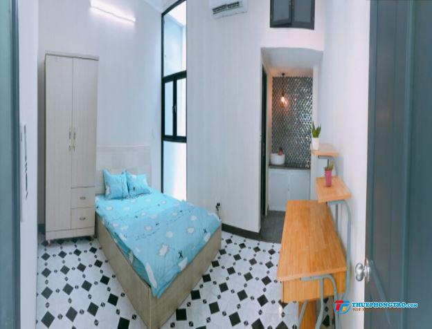 căn hộ mini đủ tiện nghi gần thảo cầm viên quận 1 ,DT35m2,giá5.3 tr 0918856800 hoa hồng 30/phòng
