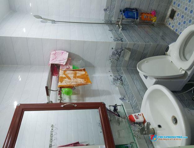 Còn phòng 3,5tr  4,0tr 5,0tr 30m2, cao cấp tại 42/36C4 Ung Văn Khiêm.