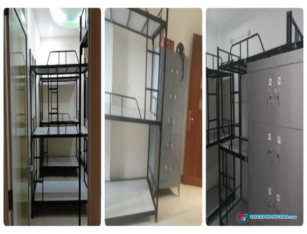 Cần tìm người ở ghép phòng rộng mới xây có máy lạnh 450k/th tại bình thanh