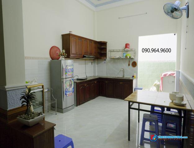 ECO HOME  KTX cao cấp đường Tô Ký, bao điện nước, giảm giá đặc biệt tới 60. Giá chỉ từ 800K