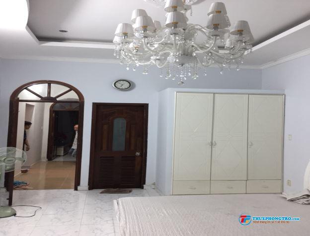 Phòng cho thuê Gần ĐH Hồng Bàng  vòng xoay điện biên phủ Q1