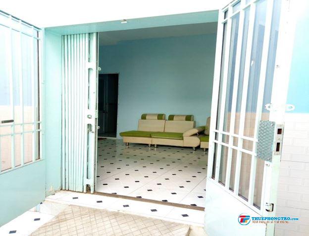 Cho Thuê Phòng 42m2 tại hẻm 167, Huỳnh Tấn Phát, Tân Thuận Đông, Quận 7.