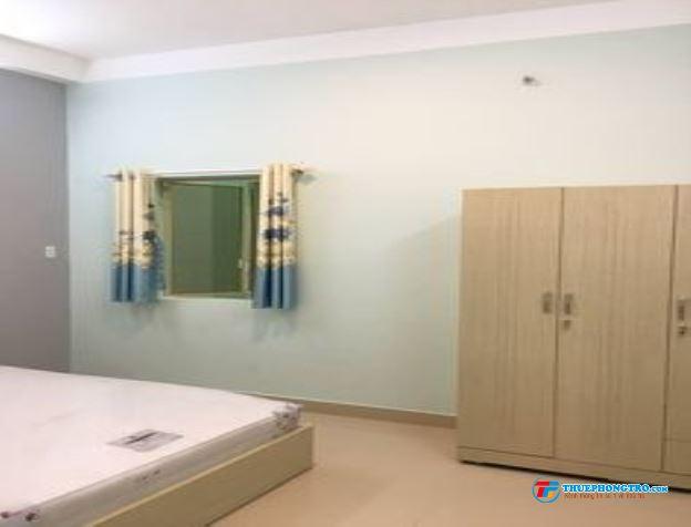 Phòng trọ 25m2 đường Trần Hưng Đạo , giá rẻ