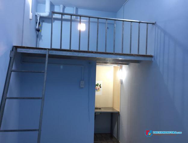 Cho thuê phòng trọ mới xây có gác số 104/25/20 Trần Bá Giao, Phường 5, Gò Vấp, HCM