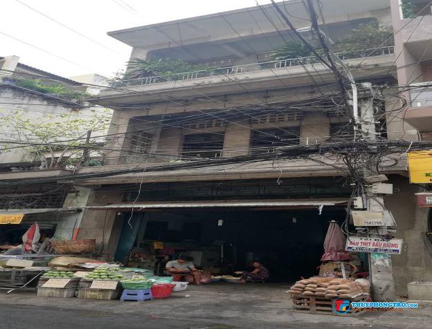 Cho thuê nhà nguyên căn mặt tiền đường, ngay bến xe chợ lớn, LH 0941 848 908