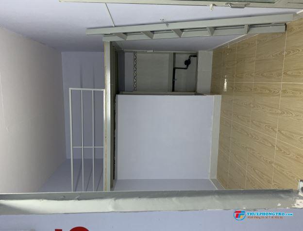 Phòng trọ mới xây 436B/76 Đường 3/2, Phường 12, Quận 10