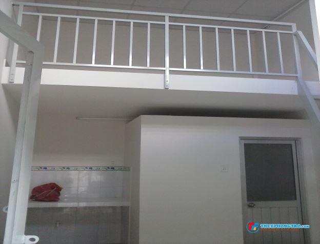 Cho thuê phòng trọ khang trang, đẹp, tiện nghi Q4