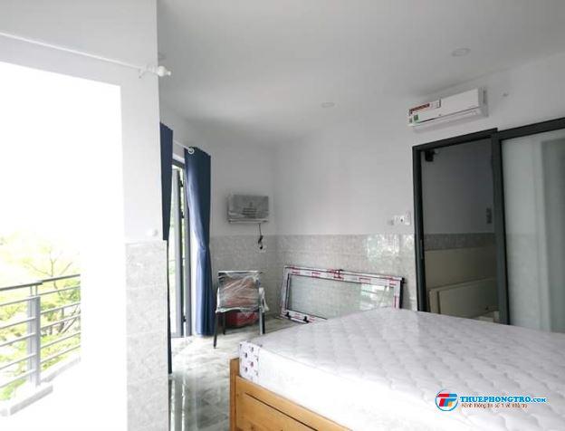 Phòng full nội thất cao cấp  số 9 đường số 1  chợ Tân Mỹ Q7  30m2