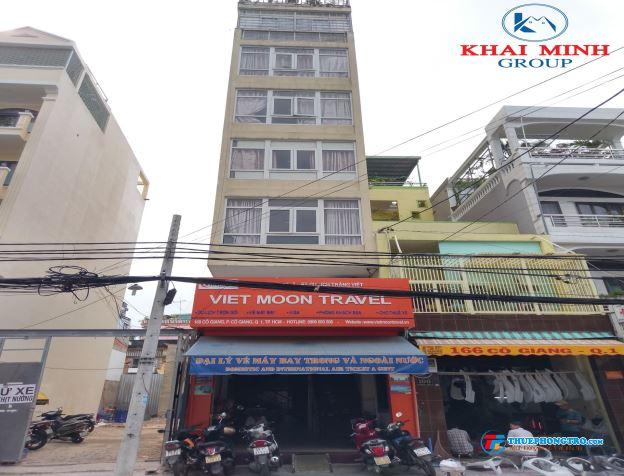 Căn hộ FULL NỘI THẤT, có bảo vệ, 168 Cô Giang, Q.1, gần chợ Bến Thành