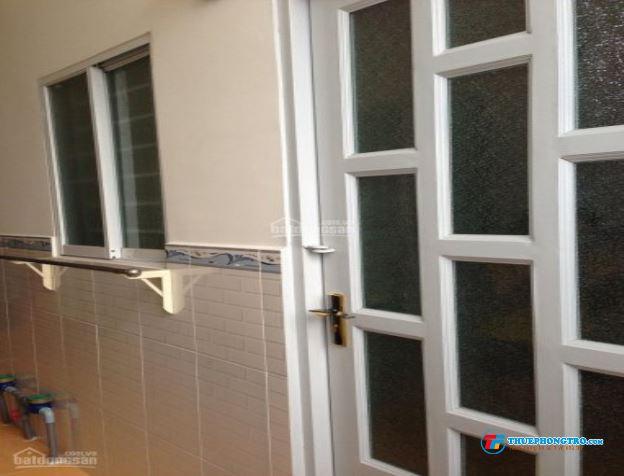 Cho thuê phòng trọ dạng chung cư mini máy lạnh q8 gần đại lộ Đông Tây,q5,q6