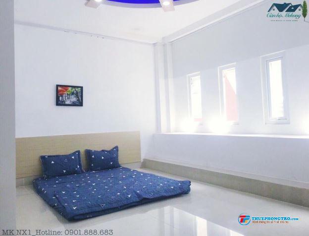 Căn phòng full nội thất  yên tĩnh  giao thông thuận lợi  quận Bình Thạnh
