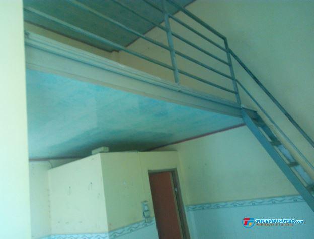 Cho thuê phòng 118/25 Nguyễn Thị Thập, phường Bình Thuận, Quận 7 Diện tích 30 m2, có gác, tolet riê