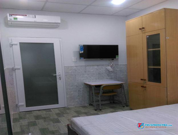Phòng số 33 Lý Phục Man Q7  Full nội thất chính chủ giá 4tr/tháng