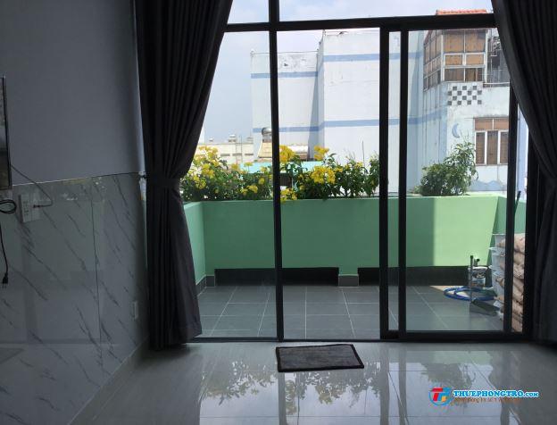Phòng cho Thuê có hai balcon