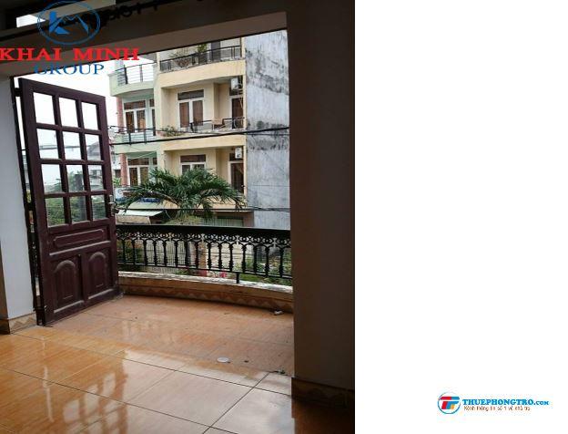 Phòng 30m2, CÓ BAN CÔNG, WC RIÊNG gần công viên Làng Hoa, Gò Vấp
