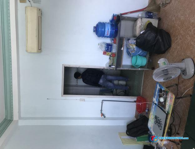 Phòng  32m2, ở được 3 đến 5 người có cửa sổ, giờ tự do, có máy lạnh, wifi free, 339 THT