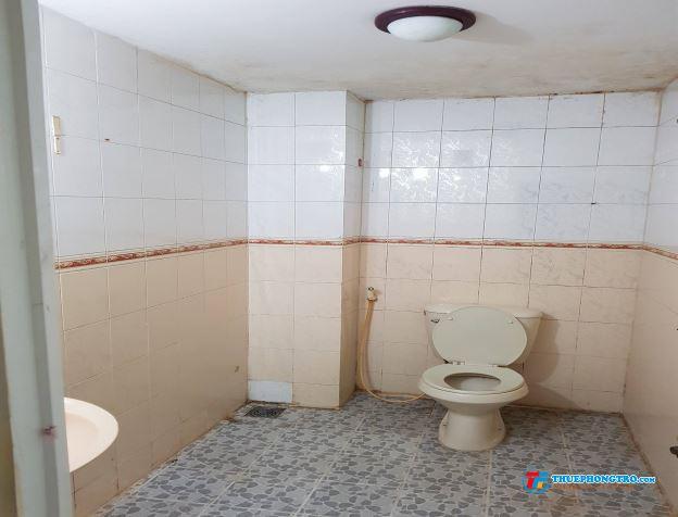 Trung tâm Q3, giờ giấc tự do,20m2, toilet riêng, có chỗ để xe, máy lạnh