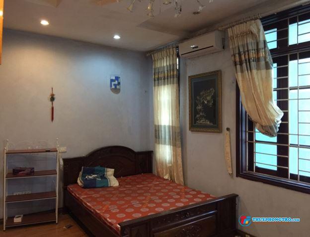 Chính chủ cho thuê phòng trọ khép kín phố Trần Thái Tông, Cầu Giấy
