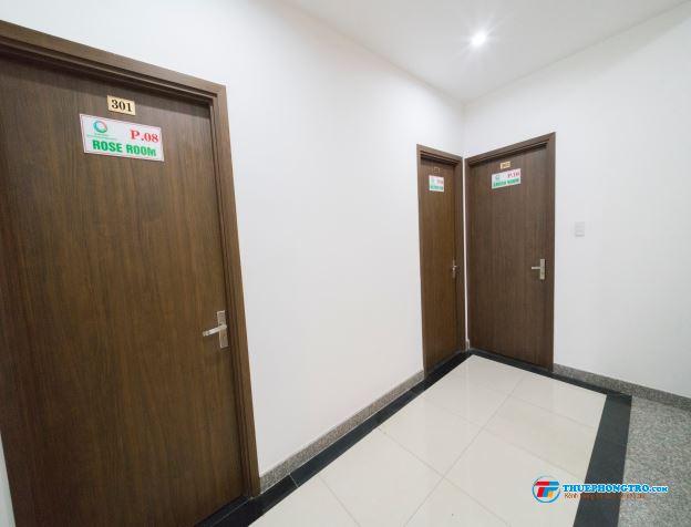 Phòng cao cấp ngay ngã tư Q. Phú Nhuận