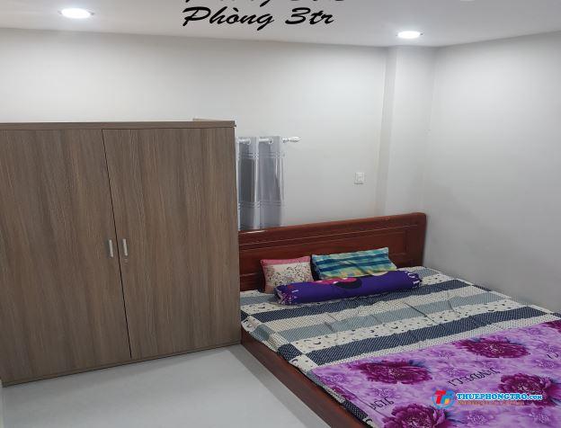 Phòng sạch sẽ cao cấp cho thuê khu vực Tân Bình  Tân Phú
