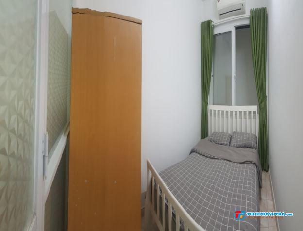 cho thuê một phòng ngủ full nội thất, trung tâm Thảo Điền