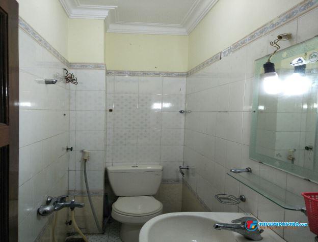 Cho thuê phòng sạch sẽ, đủ tiện nghi thoáng mát, 20m2 giá chỉ 4,2tr/tháng đường Bạch Đằng