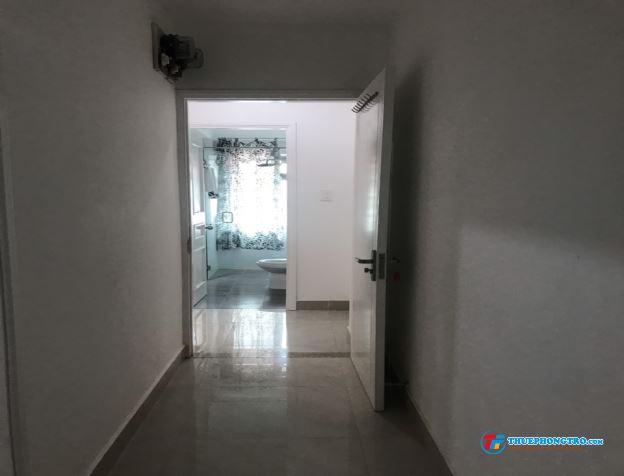 Phòng trọ đường Nguyễn Hữu Cảnh  Bình Thạnh  Lối đi riêng