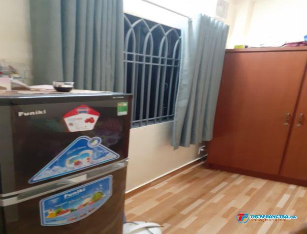 Chính chủ cho thuê phòng trọ quận 3  Trần Quang Diệu