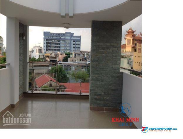 Phòng có BAN CÔNG, thoáng, tầm nhìn đẹp,gần Pearl Plaza, Hàng Xanh  4A/95 Nguyễn Văn Thương