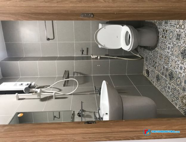 Cần cho nữ hoặc cặp vợ chồng thuê căn hộ đầy đủ nội thất 32m mới