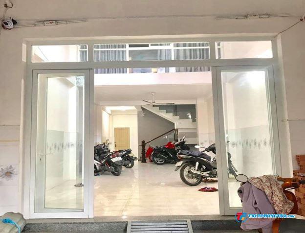 Cho thuê phòng trọ cao cấp trong nhà nguyên căn có thang máy  hẻm 101 Gò Dầu Quận Tân Phú.