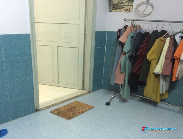 Tìm bạn nữ ở ghép tại chung cư Trần Hưng Đạo, Quận 1