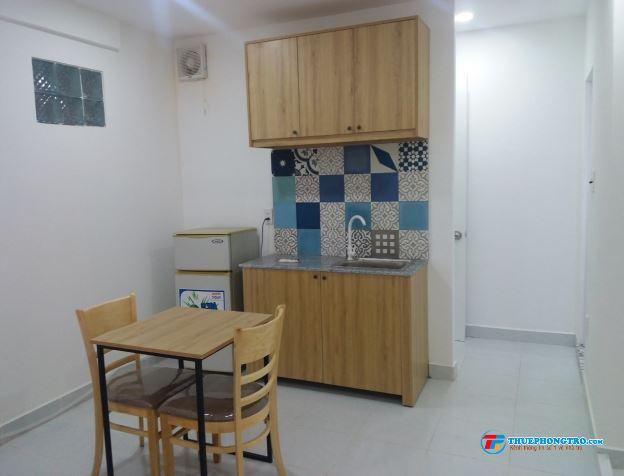 Phòng trọ Quận Tân Phú, đầy đủ nội thất, giờ giấc tự do, toilet riêng