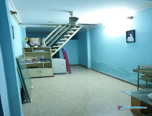 Cho thuê nhà nguyên căn 1 lầu, đường Lê Quang Định