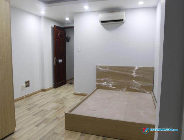 Phòng trọ mới xây full nội thất tại Trần Xuân Soạn.