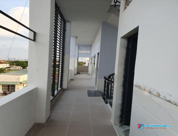 Cho thuê phòng trọ An Phú Đông sau ĐH Nguyễn Tất Thành Q12