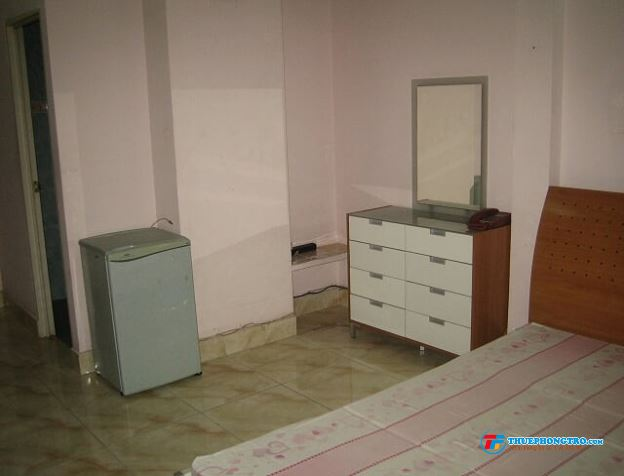 Cho thuê phòng Trần Bình Trọng P3 Q5