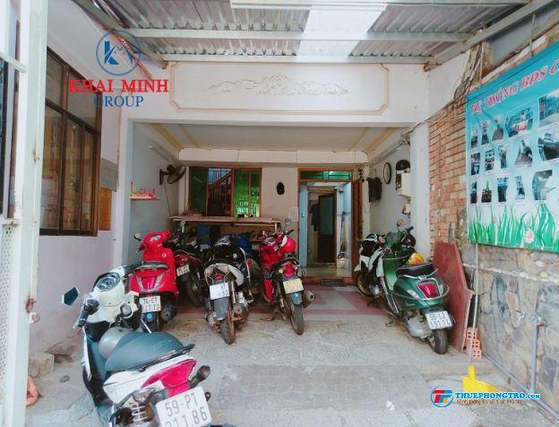Phòng có Máy Lạnh, WC riêng  gần ĐH Hutech, Bình Thạnh