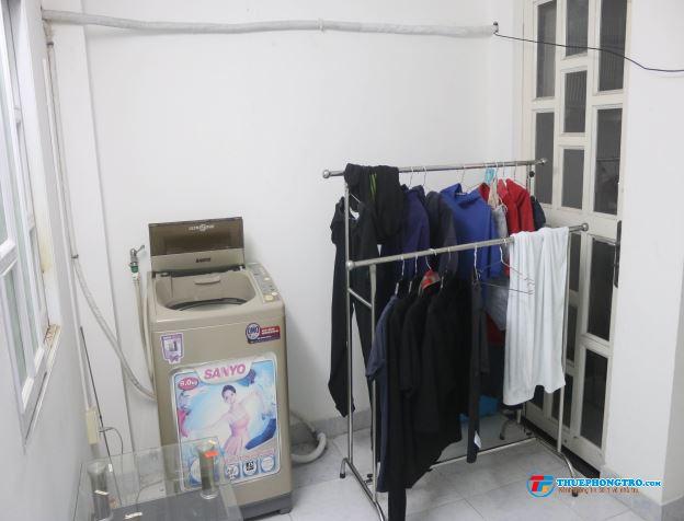 Phòng ở ghép gần Bùi Viện, phường Cầu Ông Lãnh, quận 1