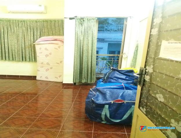 Cho thuê phòng máy lạnh 3tr/tháng, Vườn Chuối, Quận 3 Gần Cao Thắng Q3