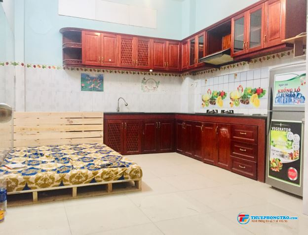 Phòng Full Tiện Nghi  Chỉ 3tr8 _ Ngay Lầu Trệt _ Nguyễn Thượng Hiền Phú Nhuận