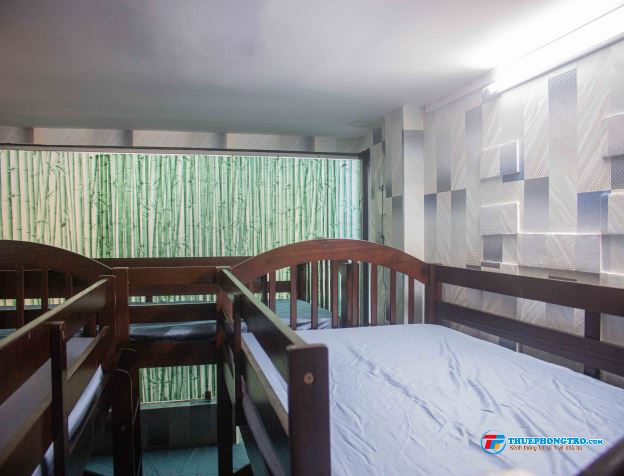 Phòng ở ghép 391 Trần Hưng Đạo