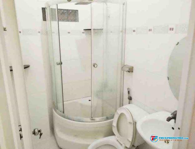 Phòng sạch thoáng cho sinh viên, nvvp, ở Tân Phú, ra Cộng Hòa Etown 7p, Trường Chinh 5p, gần Aeon, Đ