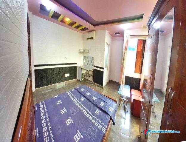 Phòng mới đẹp, đầu đủ nội thất, có bếp An Phú, Q2