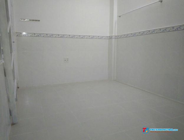 Phòng trọ mới, khu Hoàng Hoa Thám, quận Tân Bình