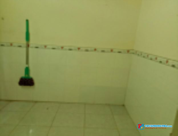Cho thuê phòng trọ sạch sẽ, đầy đủ tiện ích.