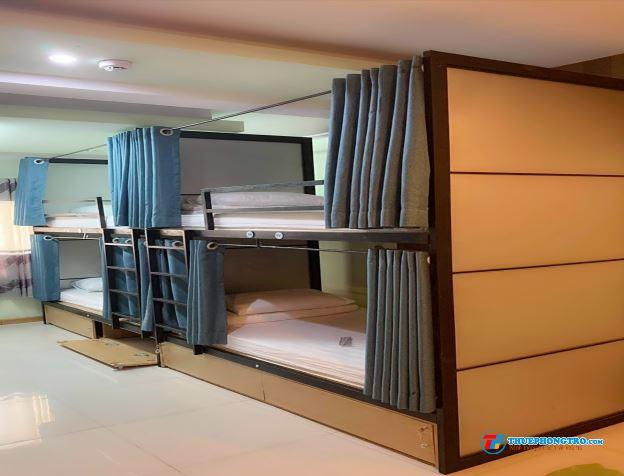 HomeStay KTX cao cấp, máy lạnh, bao điện nước, Tân Phú, 1,2 tr/tháng. Gần Aeon Tân Phú, Đại Học CNTP